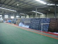 Factory produce 3.3 high borosilicate glass evacuated tubes of solar collector
