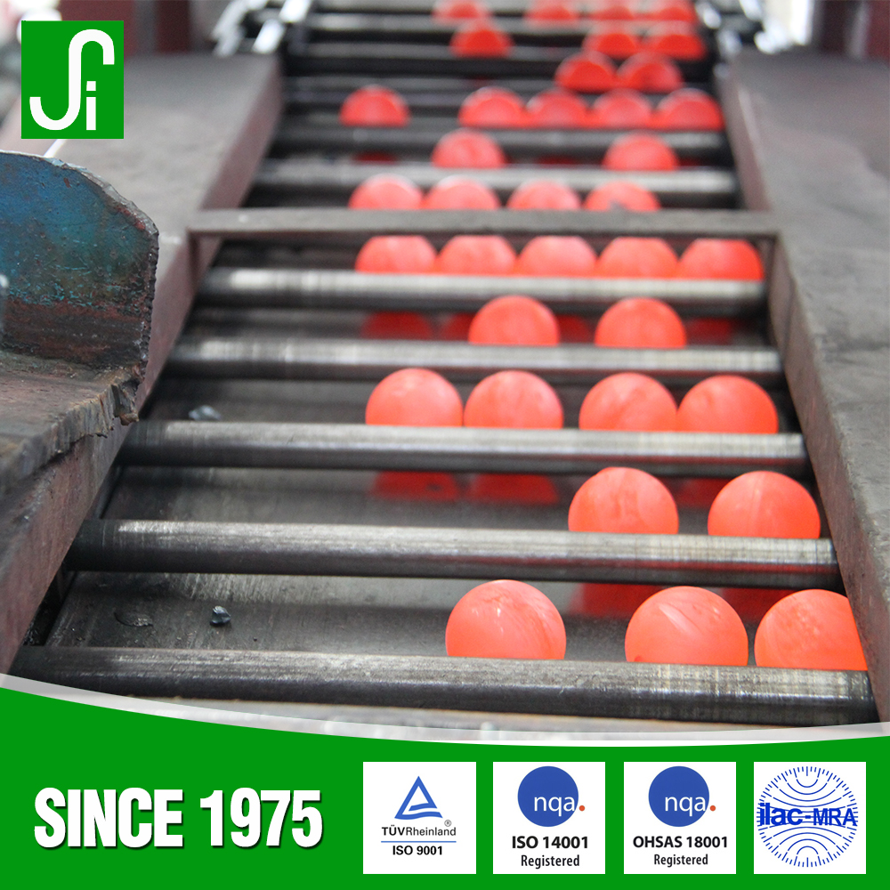Grinding steel ball with B2 B3 B4 60Mn materials for ball mill