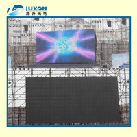 P8.925 outdoor waterproof curtain window display soft led xxx videos wholesale chin