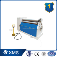Low cost full automatic easy operation universal rolling machine