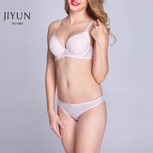 Mexico Wholesale White Sexy Lace Bra Set Lingerie