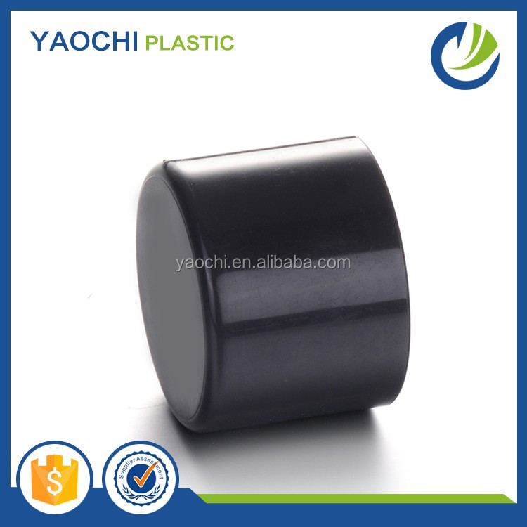 High Quality Water Supply Plumbing system Materials sch80 pvc injection end cap