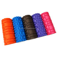 High Density Hollow Yoga Message Eco-friendly ABS or PVC Foam Roller