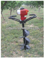 hot sale 2013 portable earth digger/post hole digger auger