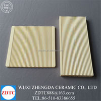 Alumina corrugated plate packing