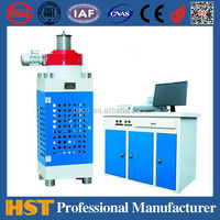 YAW-2000D Computer Control Hydraulic Concrete Compressive Strength Test Equipment , compressive strength instrument