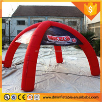 Tent Inflatable For Advertising / Inflatable Spider Tent(4 Legs)