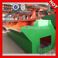 Small capacity gold processing flotation plant/gold copper ore flotation equipment manufacture