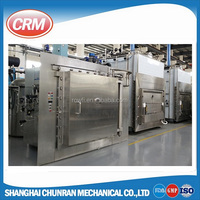 meat freeze dryer with reliable vacuum pump