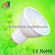 high bright 5630smd dimmable osram led gu10 5w spotlight