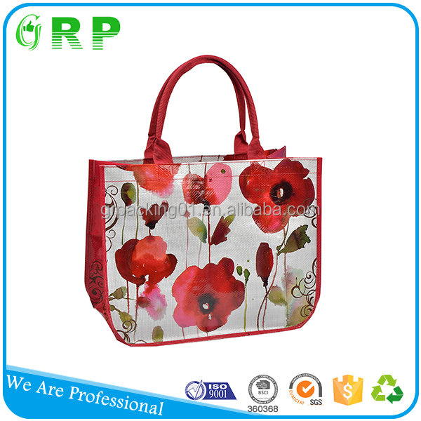 BSCI Fashion design portable using bags handbag tote