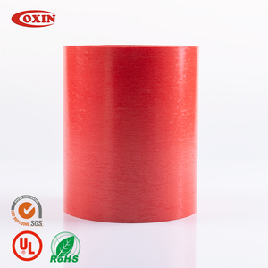 Nonwoven Fabric Laminated Polyester Film Impregnating Electrical Insulation Materials Coated Epoxy Resin Prepreg DMD Paper