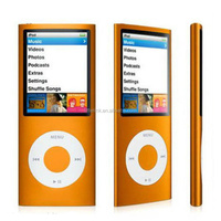 8GB NEW Slim MP3 MP4 Player 1.8 LCD Screen FM Radio Music Video Games Movie