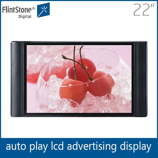 22 inch LCD 3g wifi bus advertising screen,Video Network Ad Player,3g commercial advertisement LCD screen