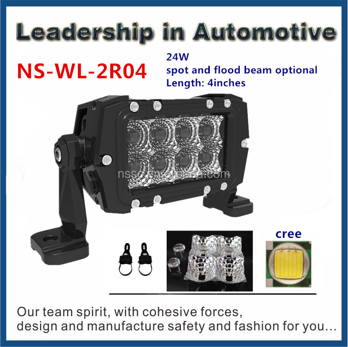 2015 NEW Design!!! Black Face 10Inch 50W Cree Led Driving Work Light Bar Spot Offroad 4WD Suv Bar