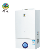 Gas-Fired Wall Mounted Water Heaters GUOSEN Boiler With Dual Purpose
