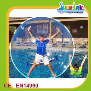 Cheap Price Inflatable Water Walking Ball, Infaltable Pool Games Hamster Water Balls