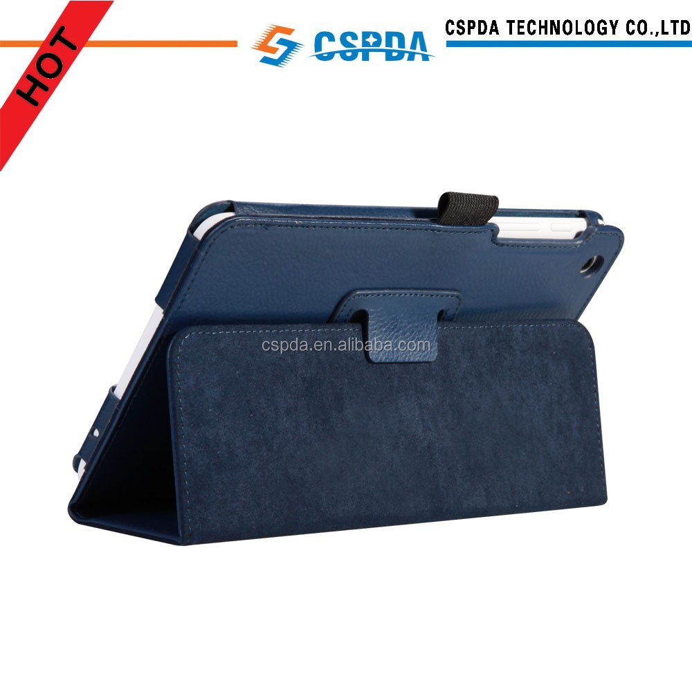 Hot selling ultra-thin pu leather case for Lenovo Tab A8-50 A5500