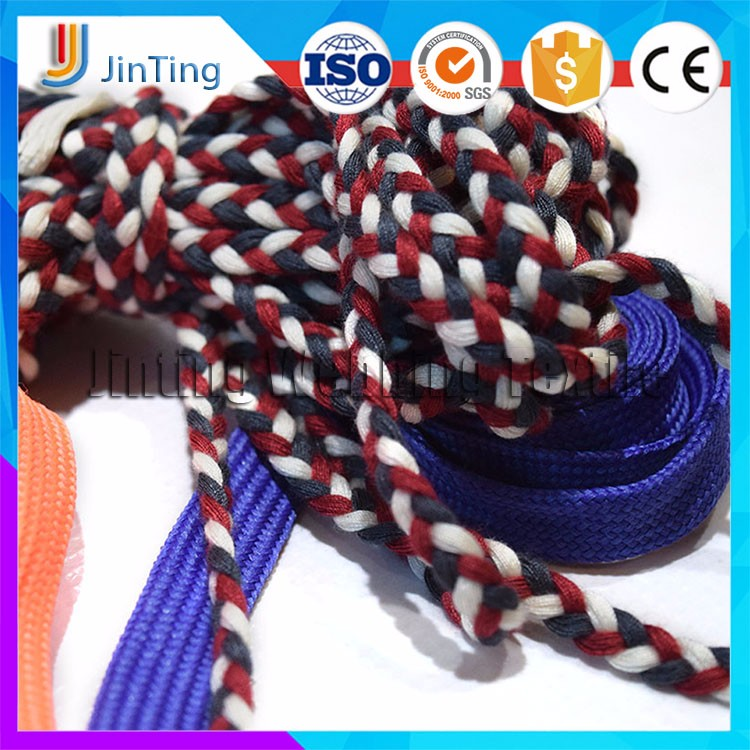outdoor polyamide double braided polyester nylon rope