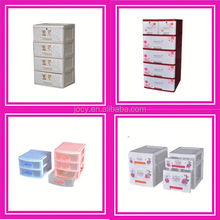plastic a4 storage drawer with high quality