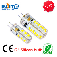 best seller silicon 1.5w 2w 3w g4 led 12v, led g4, g4 led
