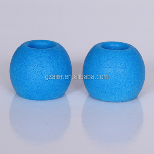 Factory price high quality earplug accessories foam ear tip
