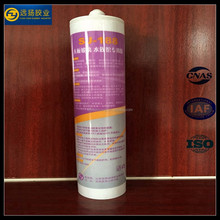 Acrylic Mastic Silicone Sealant For Aquarium glass Adhesive