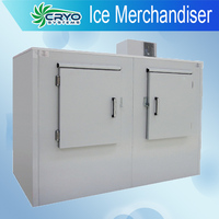 ice storage freezer , ice bag storage freezer , dry ice storage boxes