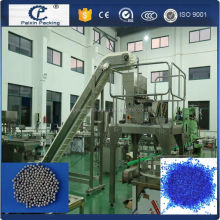 Automatic Stainless Steel silica gel weighing Filling/Capping Machine