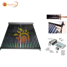 Heat pipe swimming pool heater water solar collector