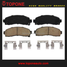 For FORD Low Metallic Noise Free Brake Pad Auto Parts D913