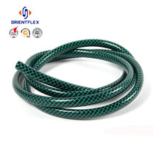 Portable non-kinking lightweight braided pvc garden hose/pipe suppliers