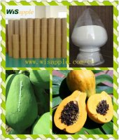 Natural fruit extract papain