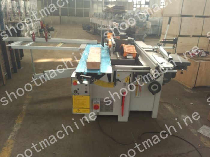 Combine Woodworking Machine ML353-1 with 3x2.2kw motor and 5kinds function