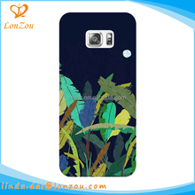 Mobile phone case cover night scenery custom tpu pc material smart safety cover for mobile phone