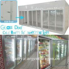 Supermarket Display Chiller Room