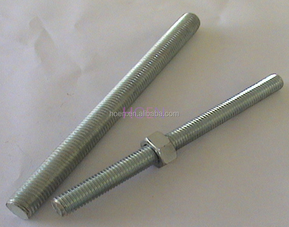 stainless steel hollow threaded rod manufactures