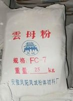 Used in sealing materials mica powder