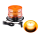 Emergency Vehicle Magnetic Mount Strobe and Rotating Beacon Warning Light for sale