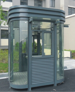2015 new industrial design prefab sentry box for sale