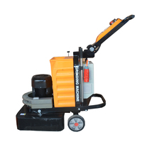 Remote Controlled Planetary Concrete Floor Grinder and polisher machine