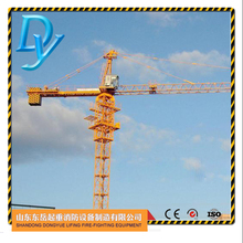 TC4810, span 48m, 1.0t tip load, 4t fixed china tower crane