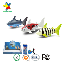 2017 Top Selling Under Water Toys Mini RC Robo Clown Fish XY-1036