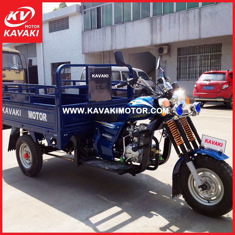 New design Chinese cargo three wheel tekerlekli 3 wheel truck vehicles for sale Africa
