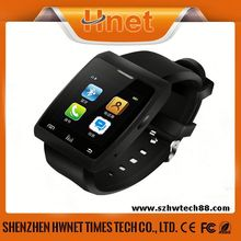 Multi-function cheap hand watch mobile phone bluetooth smart watch