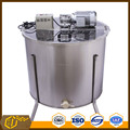 12 frames stainless steel honey extractor by electric