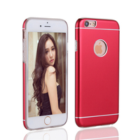 Custom handphone case for iphone6s plus ,aluminum + tpu bumper for iphone6s plus