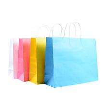 Hot selling low price shopping design Chinese factory classic paper bag
