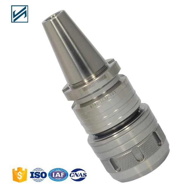 High Precision BT30 BT40 BT50 Precision Milling Chuck with MAS403 CNC Tool Holder