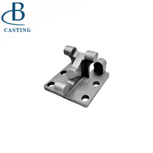 Rugged Construction Machine Spare Parts Carbon Steel Precision Investment Casting